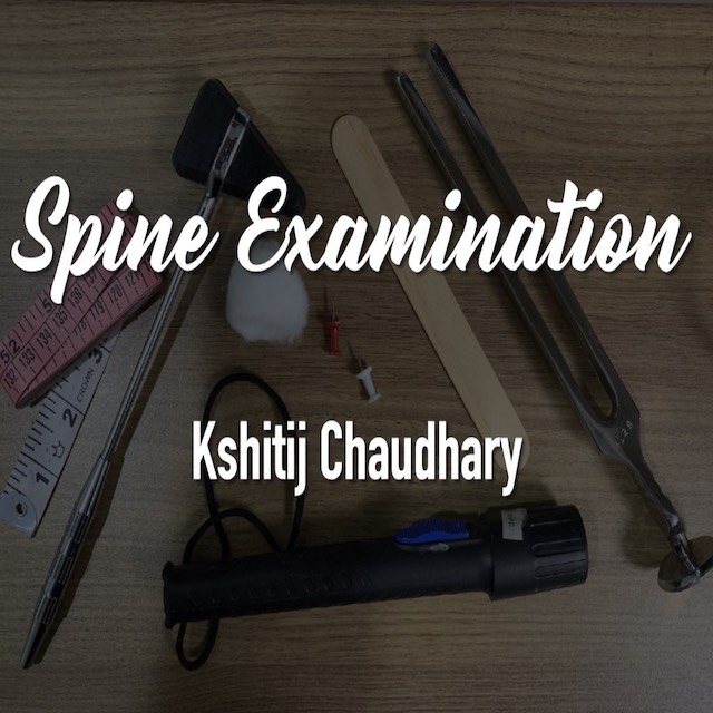 Examination of the Spine (Webinar forResidents)